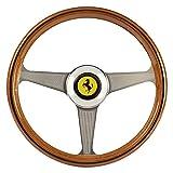 ThrustMaster - Ferrari 250 GTO Wheel Add-On pour PC Bois/Gris 2960822