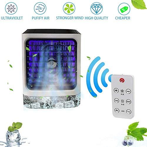 LG Snow Refrigerador De Aire - Acondicionado Escritorio Individual, Pequeña Portátil De Aire Acondicionado, La Velocidad del Viento Se Puede Ajustar 3