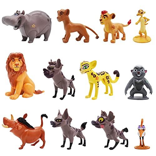 Hilloly König der Löwen Mini Figuren  ...