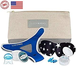 SLEEP HERO - 5-in-1 Stop SNORING KIT