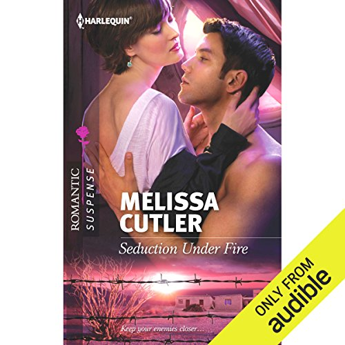 Seduction Under Fire audiobook cover art