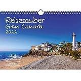 Reisezauber Gran Canaria - Calendario DIN A4 para 2022 canarias