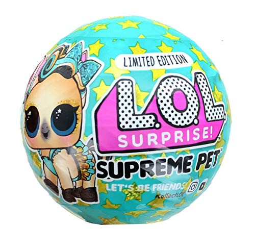 MGA Entertainment LOL Surprise Supreme Pet Exclusive Luxe Bling Pony