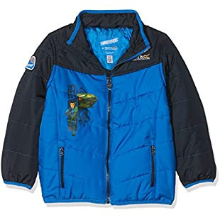 Regatta Waterproof Recharge Kids' Outdoor Insulated Jacket available in Oxfdblu/Navy - Size 5-6:Amedama
