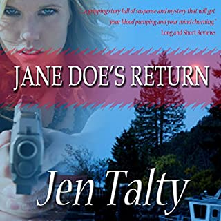 Jane Doe's Return audiobook cover art