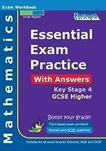 Essential Exam Practice for GCSE Higher Mathematics by Bradley, Ruso, Hall, June, Haslam, Mark (2007)