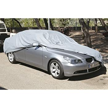 MERCEDES-BENZ CLK CABRIOLET 03-09 PREMIUM LUXURY FULLY WATERPROOF CAR COVER COTTON LINED HEAVY DUTY INDOOR OUTDOOR HIGH QUALITY