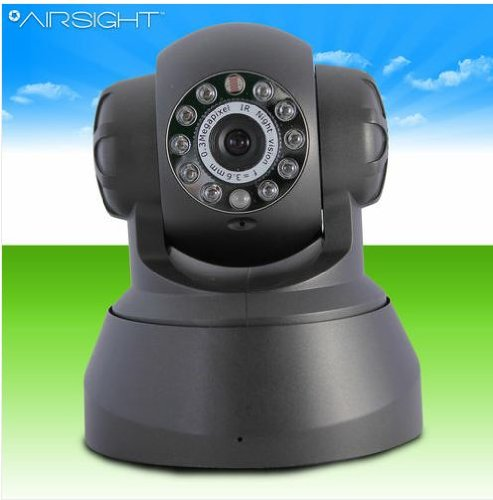 X10 XX34A Airsight Wireless IP Camera w/ Nightvision and Pan and Tilt