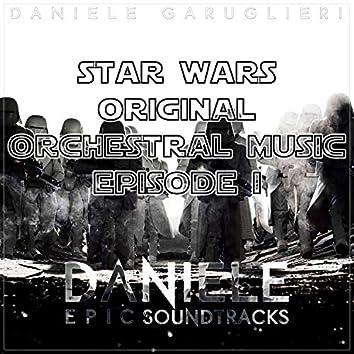 STAR WARS Original Orchestral Music Episode I
