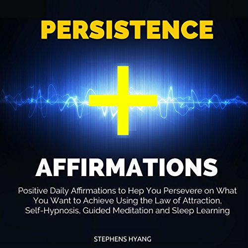 Persistence Affirmations cover art