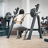 CSBH Fitness-Barbell-freie Bank-Pressständer Pressemittel Home & Gym, einstellbare...