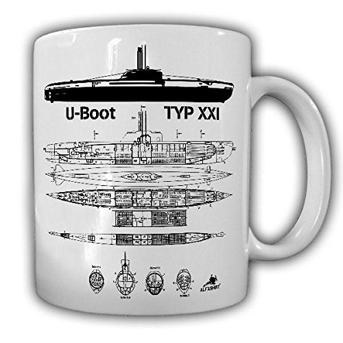 Mok boot type XXI marine klasse 21 Wilhelm Bauer 1945 Bundeswehr Bouwplan Snorkel Blueprint #21549