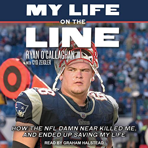 Couverture de My Life on the Line