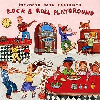 Rock & Roll Playground Putumayo Kids Presents