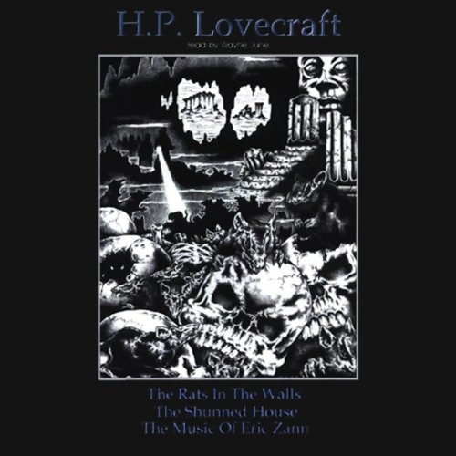 The Dark Worlds of H.P. Lovecraft, Volume 4 audiobook cover art
