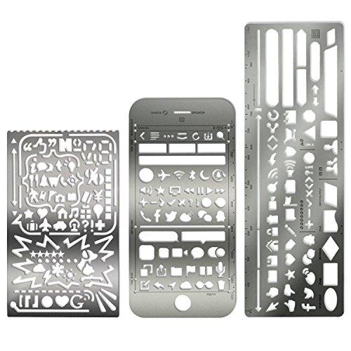Touch Life Web UI UX Plantillas de metal