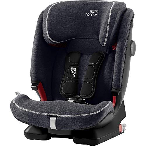 Britax Römer Accesorios Originales, Funda de confort para silla de coche ADVANSAFIX Z-LINE/ADVANSAFIX IV M/R, Dark Grey