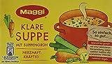 Maggi klare Suppe m.Suppengrün (ergibt 1 x 8 Liter)