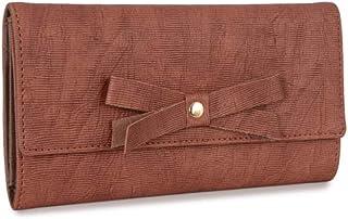 Baggit Spring-Summer 2019 Women's Wallet (Rose)