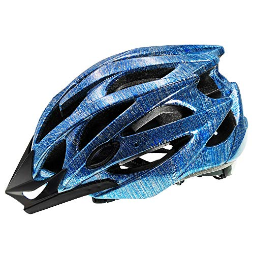 Ultralight bicycle helmet for outdoor sports and safe riding, breathable and lightweight, suitable for adults
