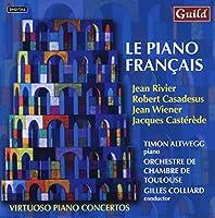Piano Francais Virtuoso Piano Concertos