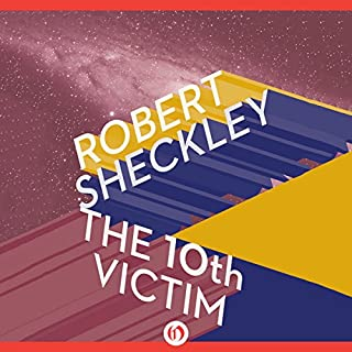The 10th Victim audiobook cover art