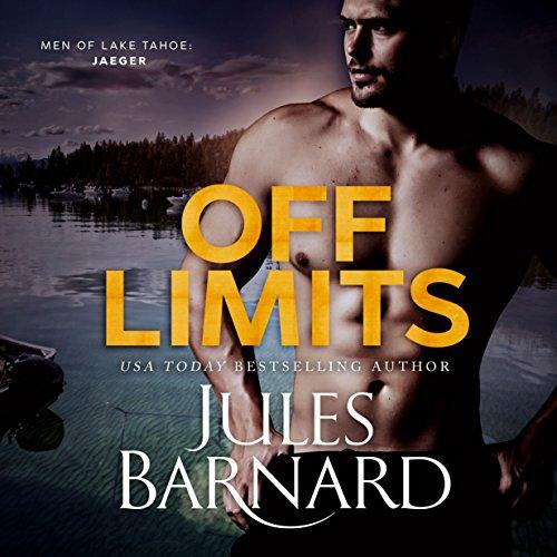 Off Limits audiobook cover art