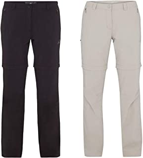 McKinley Women's Zip-Off Pants Malik Kg
