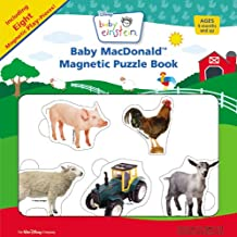 Baby MacDonald Magnetic Puzzle Book (Baby Einstein)