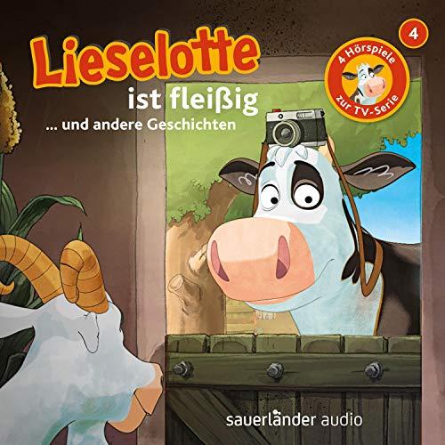Lieselotte ist fleißig cover art