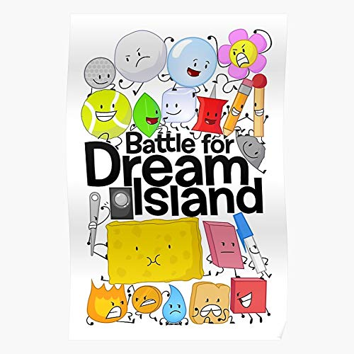 Poster White Bfdi Impressive and Trendy Poster Print Decor Wall or Desk Mount Options