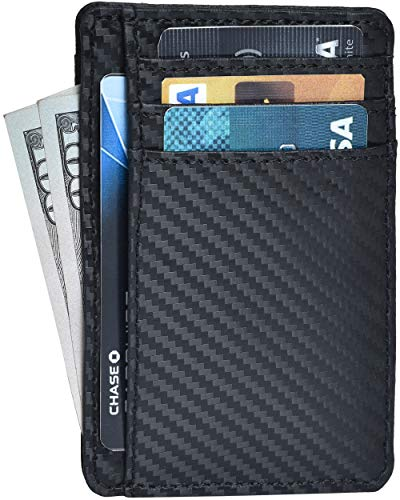 Clifton Heritage Minimalist RFID Front Wallet from $5.94