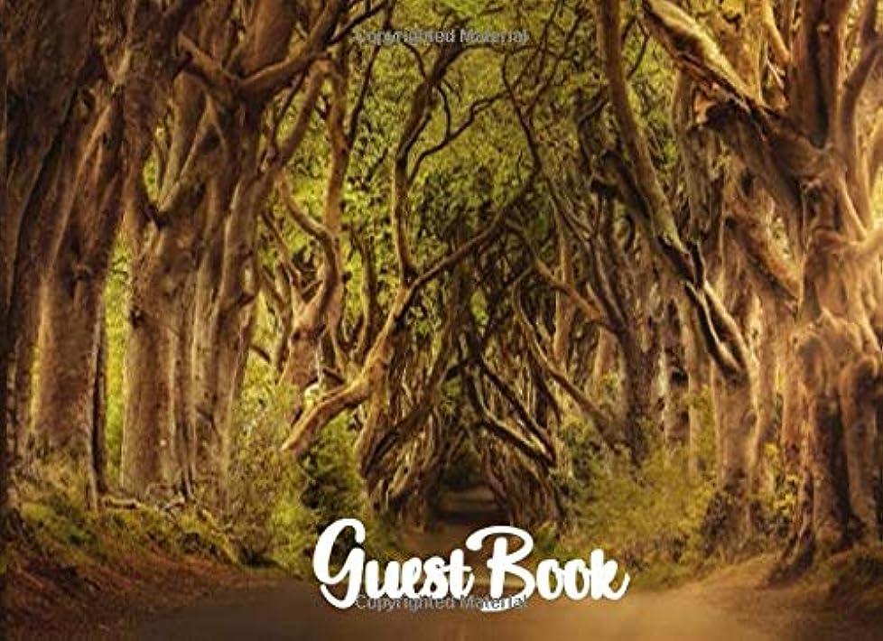 彼らのもの疑い者旋律的Guest Book: The Dark Hedges GOT | The Dark Hedges, Vacation Home, Guest House, Air BnB, Beach House, Visitor Comments Book, Boutique Hotel