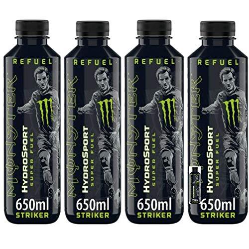 Brand New Flavor Hydro Sport Striker by Monster energy Drink Bigger and Better 12pack x 650ml Bottle