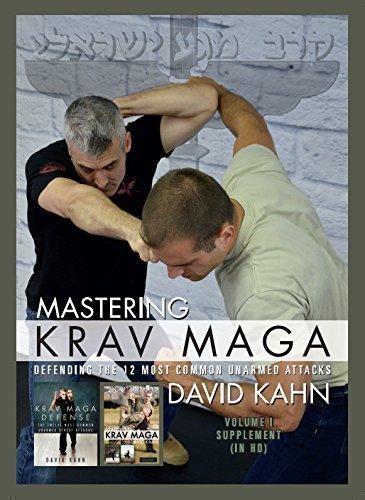 Mastering Krav Maga® Home Study (Vol. IV) 8 DVDs: Defending the 12 Most Common Unarmed Attacks (Beginner to Advanced)