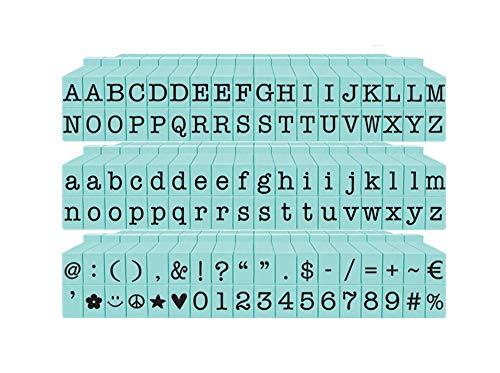 Kleine 108-teilige amerikanische Schreibmaschine PEGZ Bundle