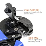 Zoom IMG-1 iwiss mc4 solar crimping tools