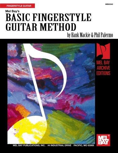 Basic Fingerstyle Guitar Method