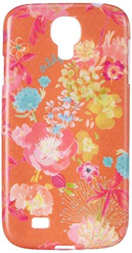 Oilily Damen Galaxy S4 Hülle Taschenorganizer, Orange (Orange 104), 7x14x1 cm