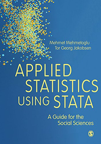 Applied Statistics Using Stata: A Guide for the Social Sciences (Sage01) (English Edition)