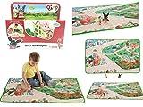 Fisher-Price Mattel DTB80 Bing's World Playmat -