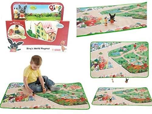 Fisher-Price Mattel DTB80 Bing's World Playmat