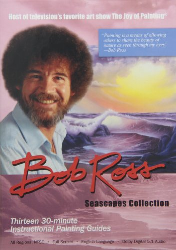 Bob Ross - Seascape Collection (3 DVDs)