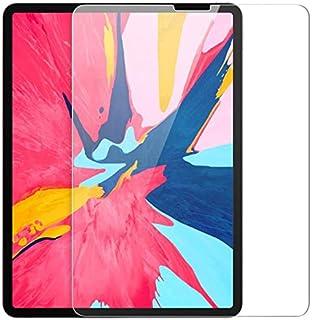 غطاء كامل 9H فيلم زجاج مقوى لآبل آيباد برو 11 بوصة 2018 واقي للشاشة لهواتف آيباد برو 11