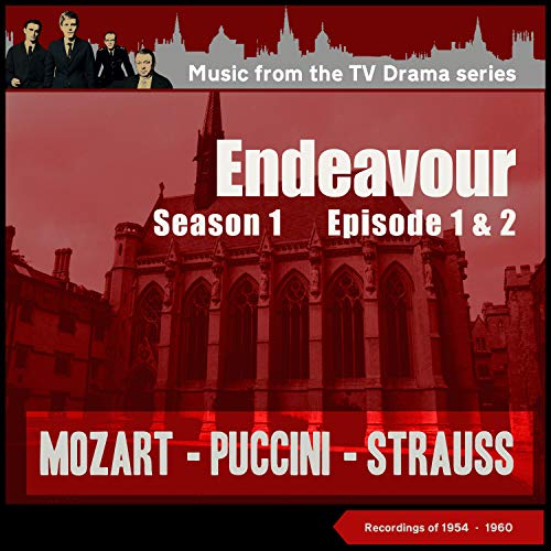 Music from the Tv Drama Series Endeavour Season 1, Episode 1 & 2 (Recordings of 1948 - 1960)