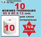 Bobine Thermique - 80x80x12 - Pa...