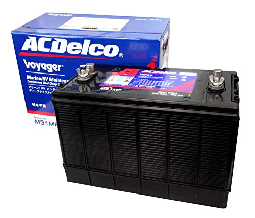 ACDelco [ エーシーデルコ ] マリン用ディープサイクルバッテリー 国産車 [ Voyager ] M31MF