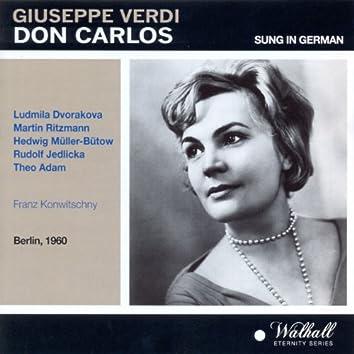 Verdi: Don Carlos (Berlin 1960)