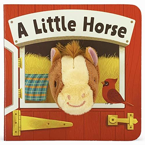 A Little Horse (Finger Puppet Board Book)