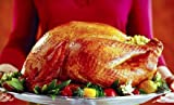 African Gourmet Whole Turkey - Fully Cooked | Please EMAIL US your desired Turkey + Stuffing Seasoning when you place your order.